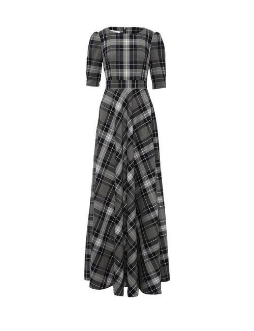 Tutto Bene | Женское Серое Платье