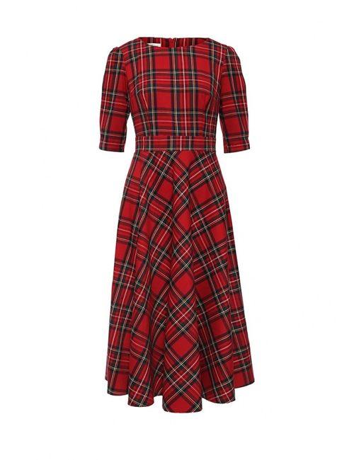 Tutto Bene | Женское Красное Платье