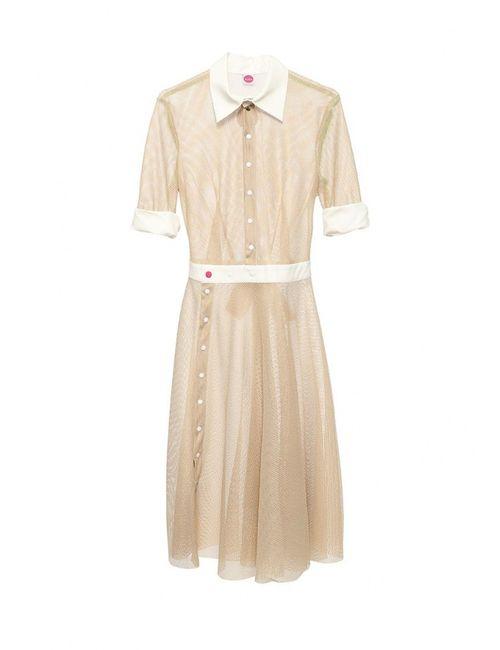 Bodra | Женское Бежевое Платье