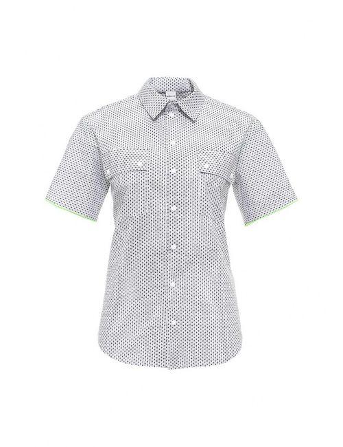 Bodra | Женская Белая Рубашка