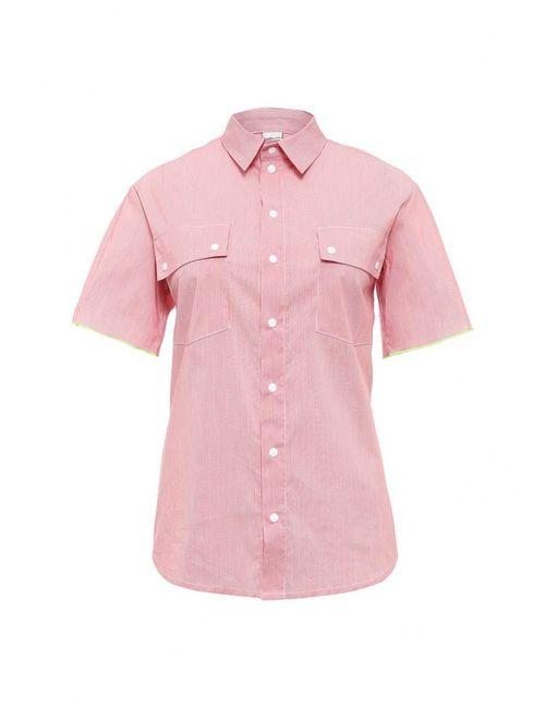 Bodra | Женская Розовая Рубашка