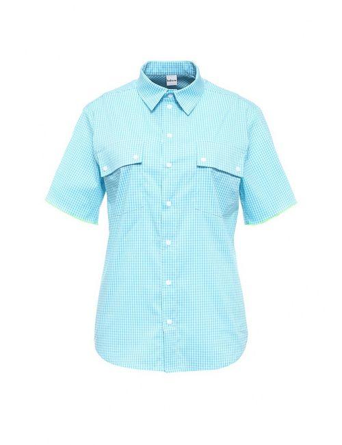 Bodra | Женская Голуба Рубашка