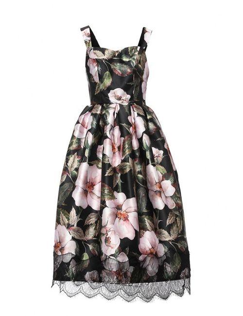Tutto Bene   Женское Многоцветное Платье
