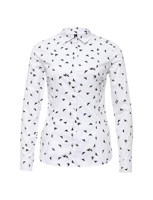 Concept Club | Женская Белая Рубашка