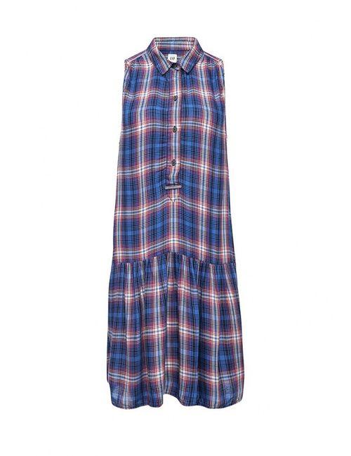 Gap | Женское Синее Платье