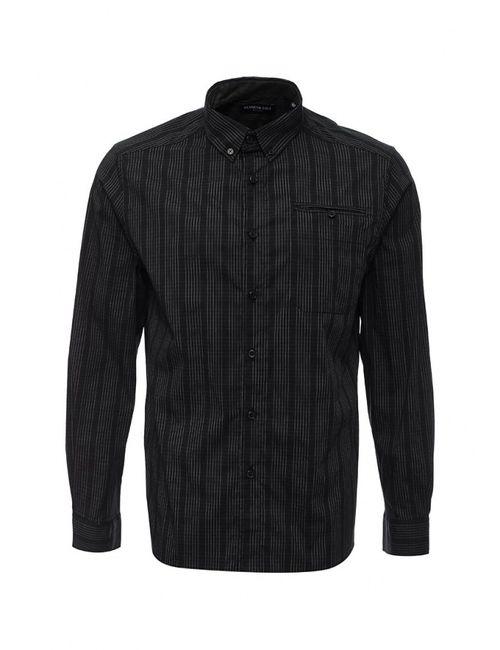 Kenneth Cole | Мужская Чёрная Рубашка