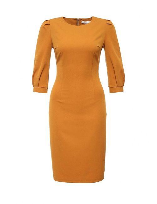 Olga Grinyuk | Женское Оранжевое Платье