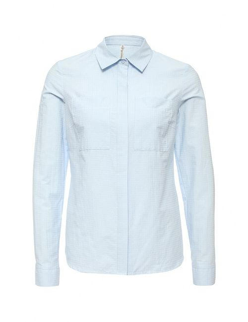 Olga Grinyuk   Женская Голуба Рубашка
