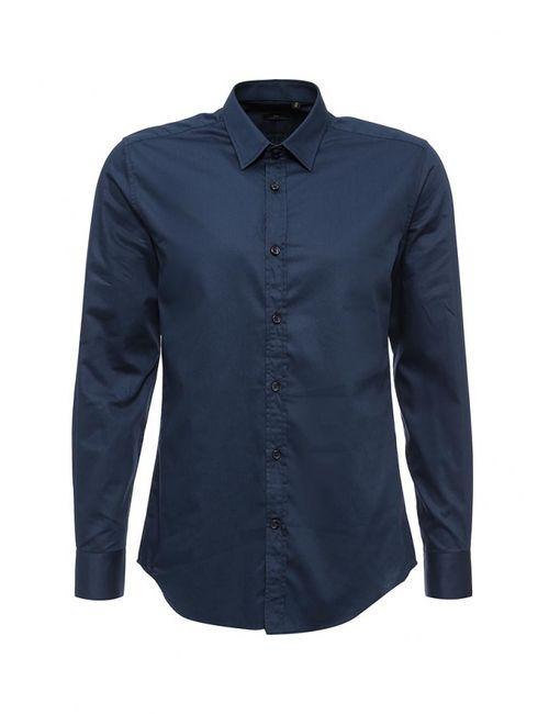 Antony Morato | Мужская Синяя Рубашка