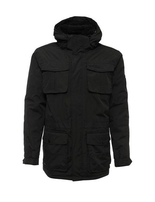 REGATTA | Мужская Черный Куртка Утепленная