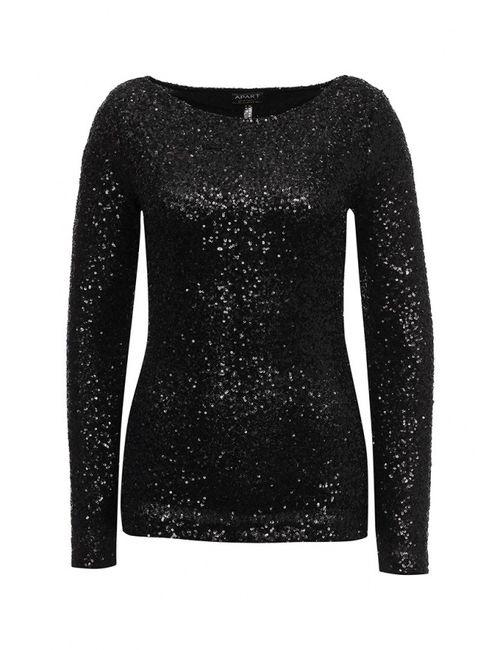 Apart | Женская Чёрная Блуза