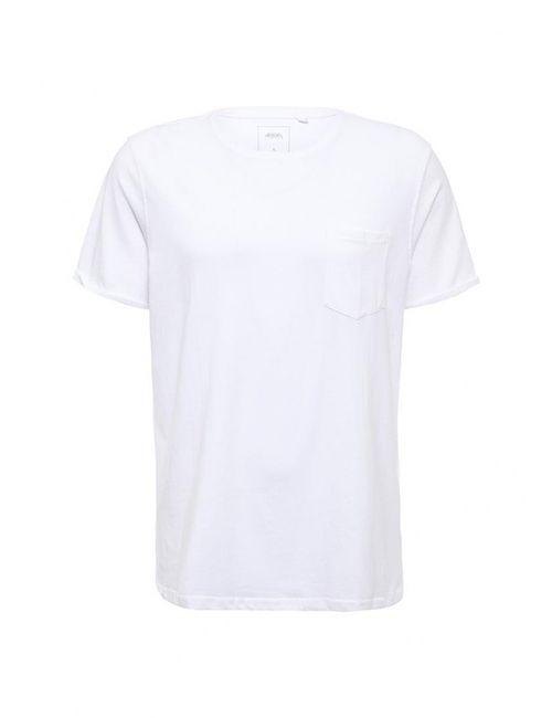 Burton Menswear London | Мужская Белая Футболка