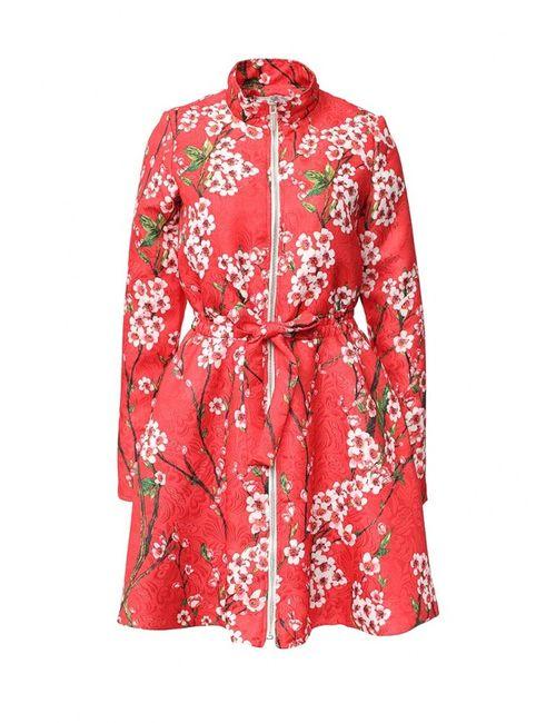 Tutto Bene   Женское Красное Платье
