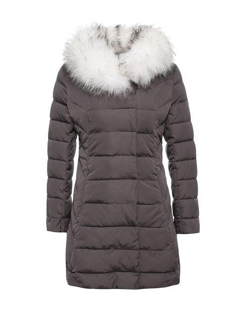 Savage | Женская Серая Куртка Утепленная
