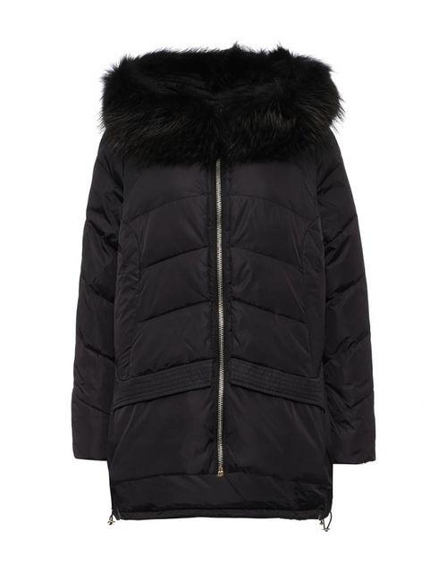 Savage | Женская Чёрная Куртка Утепленная