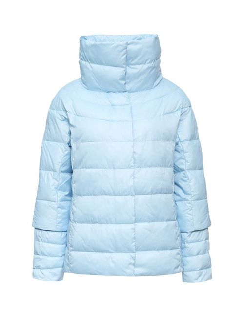 Savage   Женская Голуба Куртка Утепленная