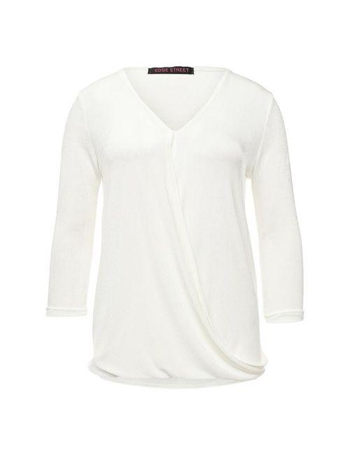 Edge Street | Женская Белая Блуза