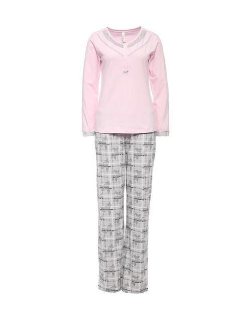 Relax Mode | Женская Многоцветная Пижама