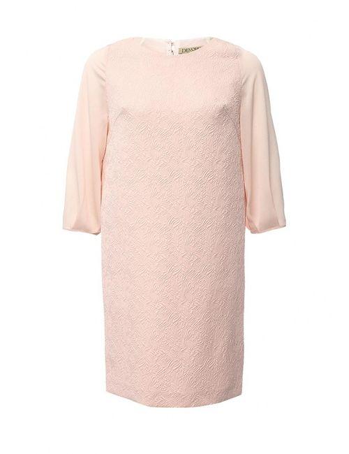 Devore | Женское Розовое Платье