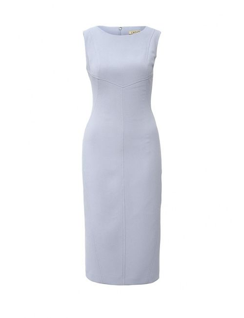 Devore | Женское Голубое Платье
