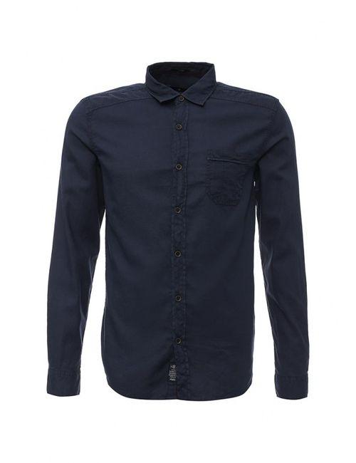 Mavi | Мужская Синяя Рубашка