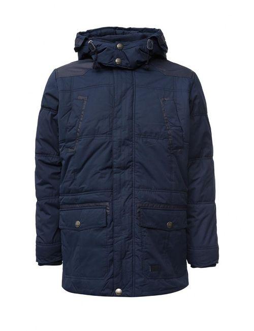 E-Bound | Мужская Синяя Куртка Утепленная