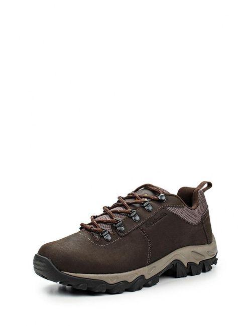 Columbia | Мужские Коричневые Ботинки Трекинговые
