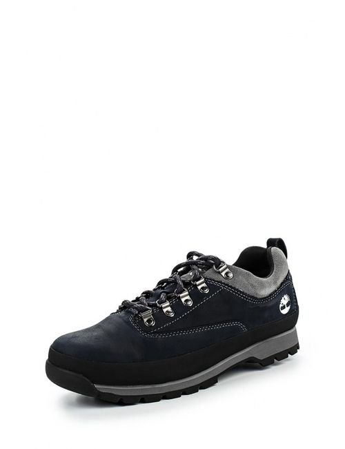 Timberland | Мужские Синие Ботинки Трекинговые