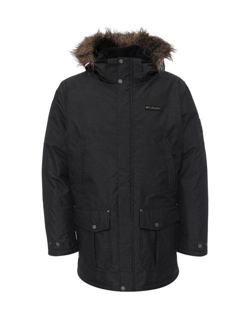 Columbia | Мужская Серая Куртка Утепленная