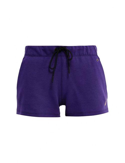 Asics | Мужские Фиолетовые Шорты Спортивные
