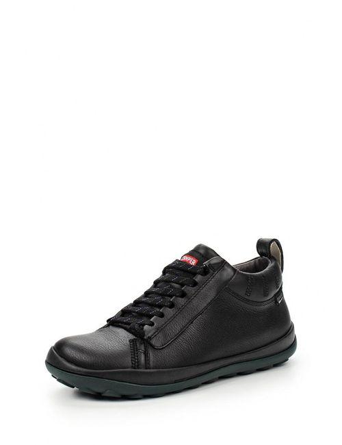 Camper | Мужские Чёрные Ботинки