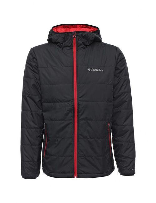 Columbia | Мужская Черный Куртка Утепленная