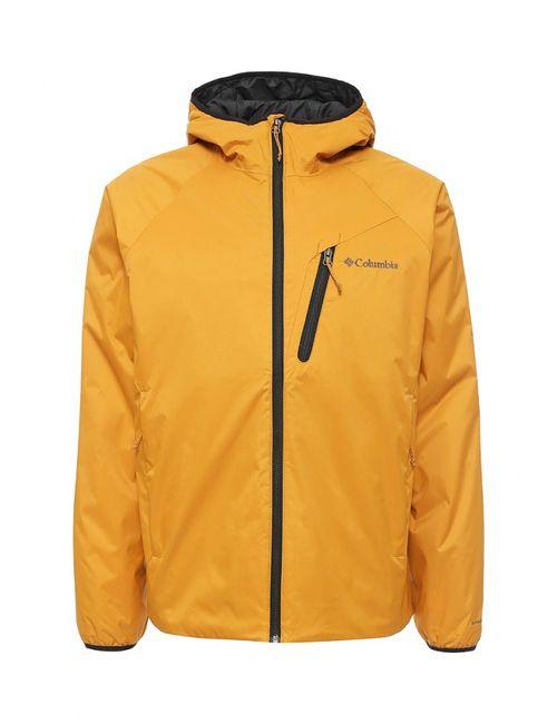 Columbia | Мужская Жёлтая Куртка Утепленная