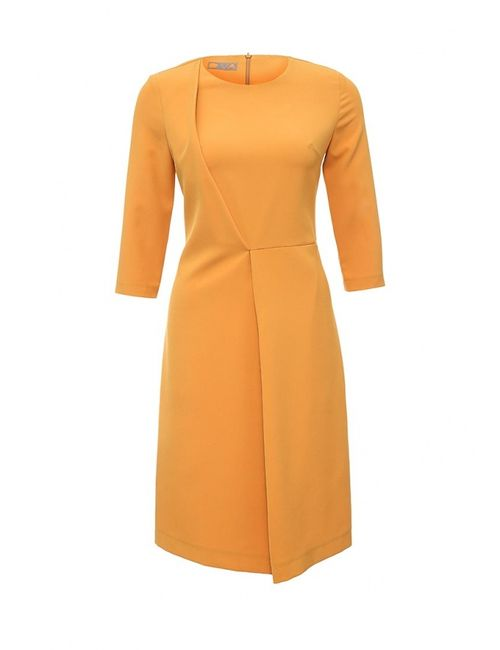 D.Va | Женское Оранжевое Платье