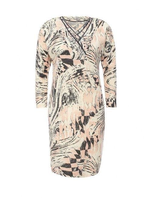 D.Va | Женское Многоцветное Платье