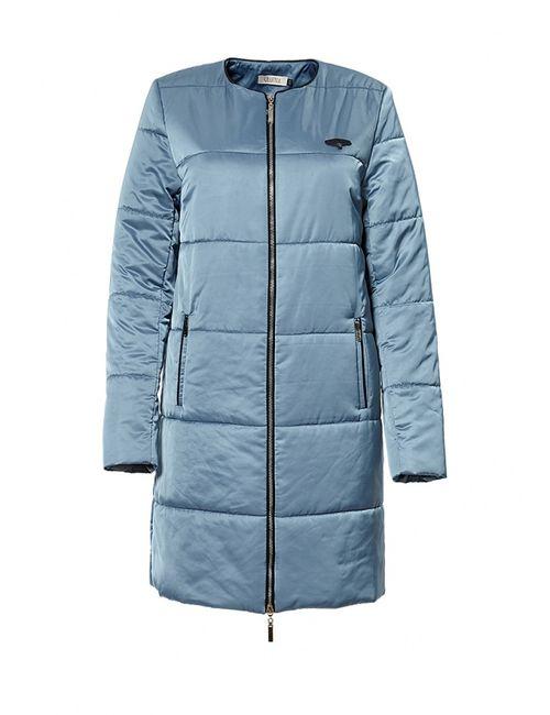 Grafinia | Женская Голуба Куртка Утепленная