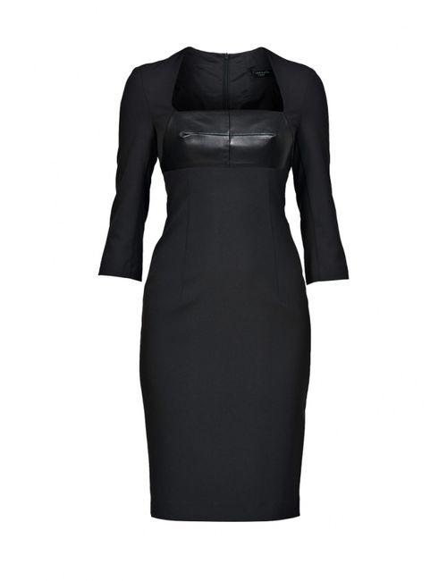 Vassa&Co | Женское Черный Платье