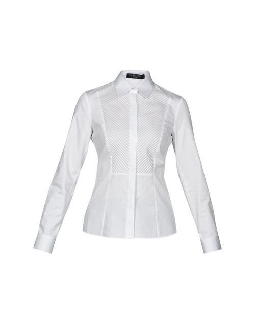 Vassa&Co | Женская Белая Рубашка
