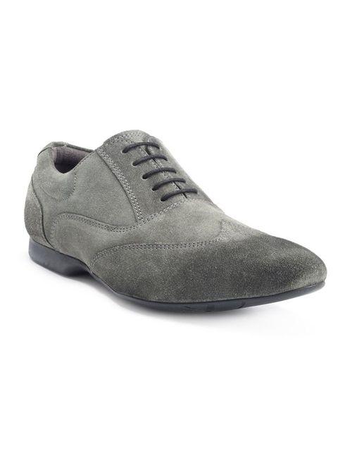 R essentiel | Мужские Бежевые Ботинки-Дерби