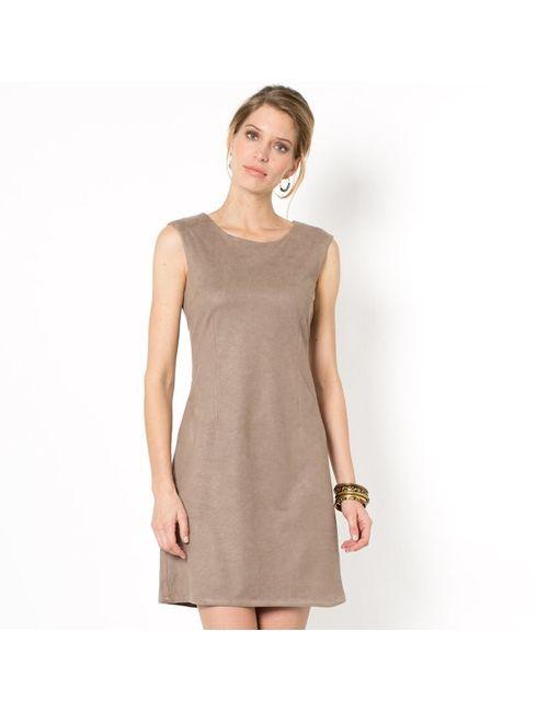 ANNE WEYBURN | Женское Бежевое Платье