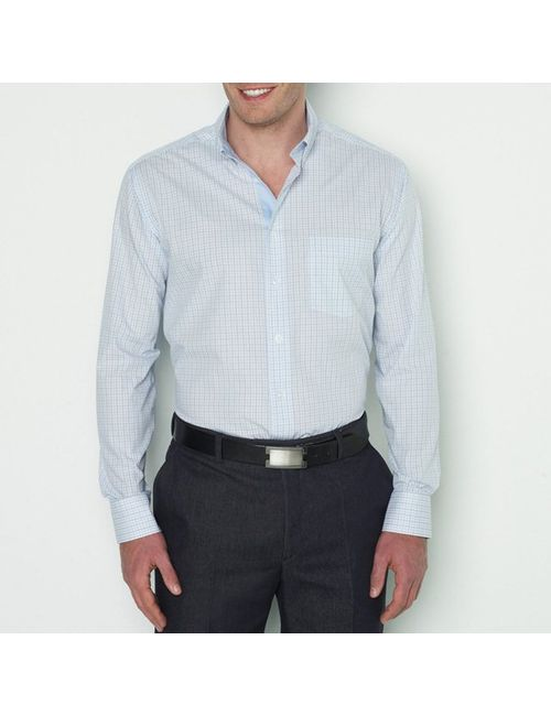 TAILLISSIME   Мужская Синяя Рубашка Рост 1
