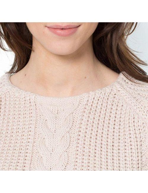 SOFT GREY | Женский Бежевый Пуловер