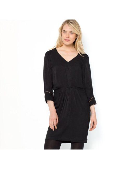 LA PETITE FRANCAISE   Женское Чёрное Платье