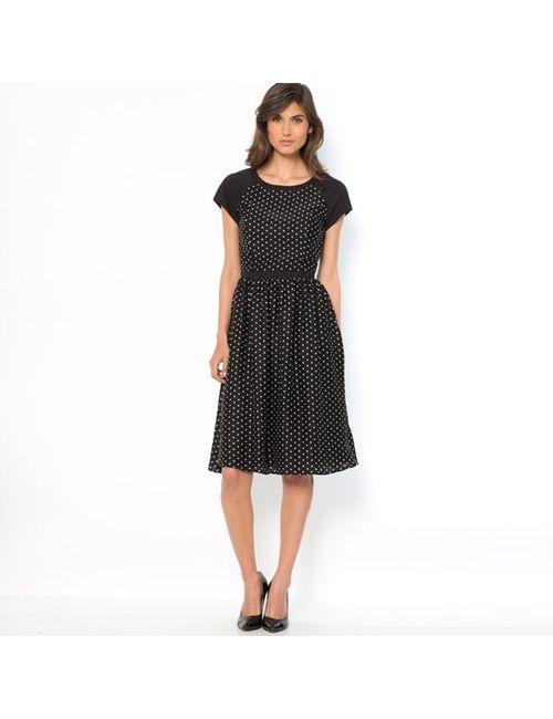 LAURA CLEMENT | Женское Черный Платье 100 Шелка