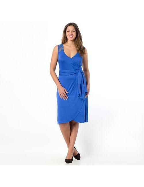 TAILLISSIME | Женское Синее Платье