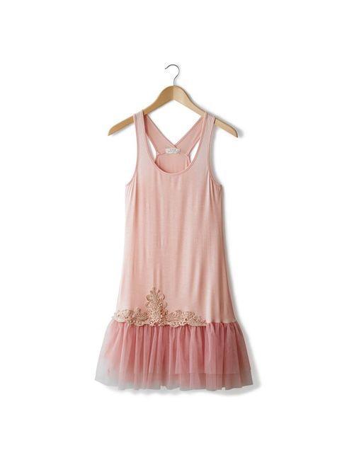 Molly Bracken   Женское Платье Без Рукавов С Воланами
