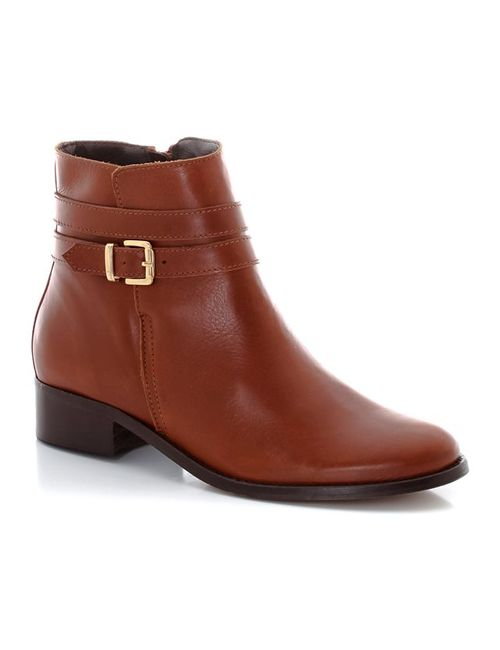LAURA CLEMENT | Женские Ботинки Кожаные