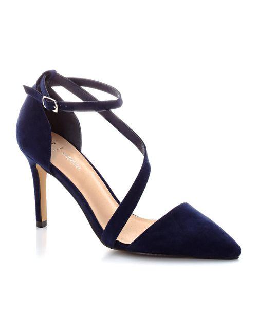 Мини-цена | Женские Синие Туфли