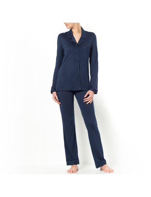 LOUISE MARNAY | Женская Синяя Пижама Из Модала
