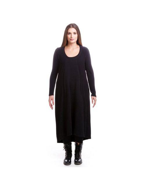 Mat Fashion   Женское Чёрное Платье